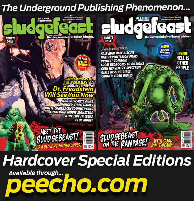 Sludgefeast Bookazines on Peecho.com