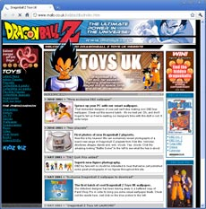 Click to visit Dragonball Z Toys UK
