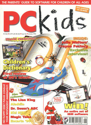 PC Kids magazine - issue 6