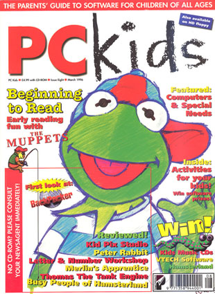 PC Kids magazine - issue 8