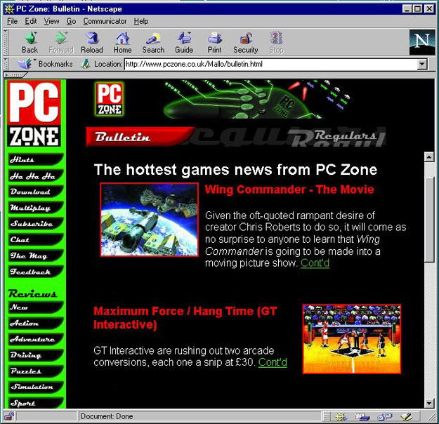 PC Zone Official Website