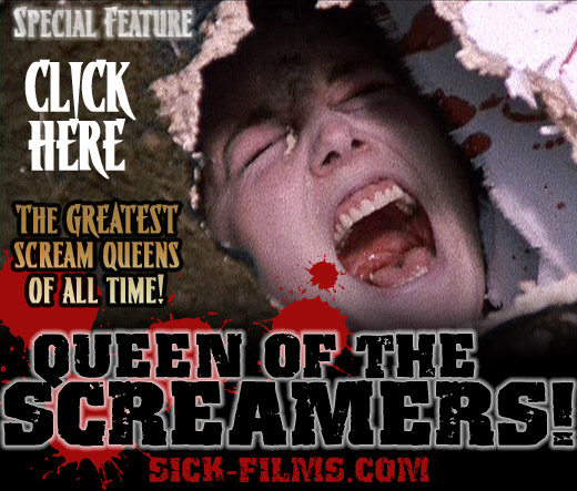 My Scream Queens feature - click to read